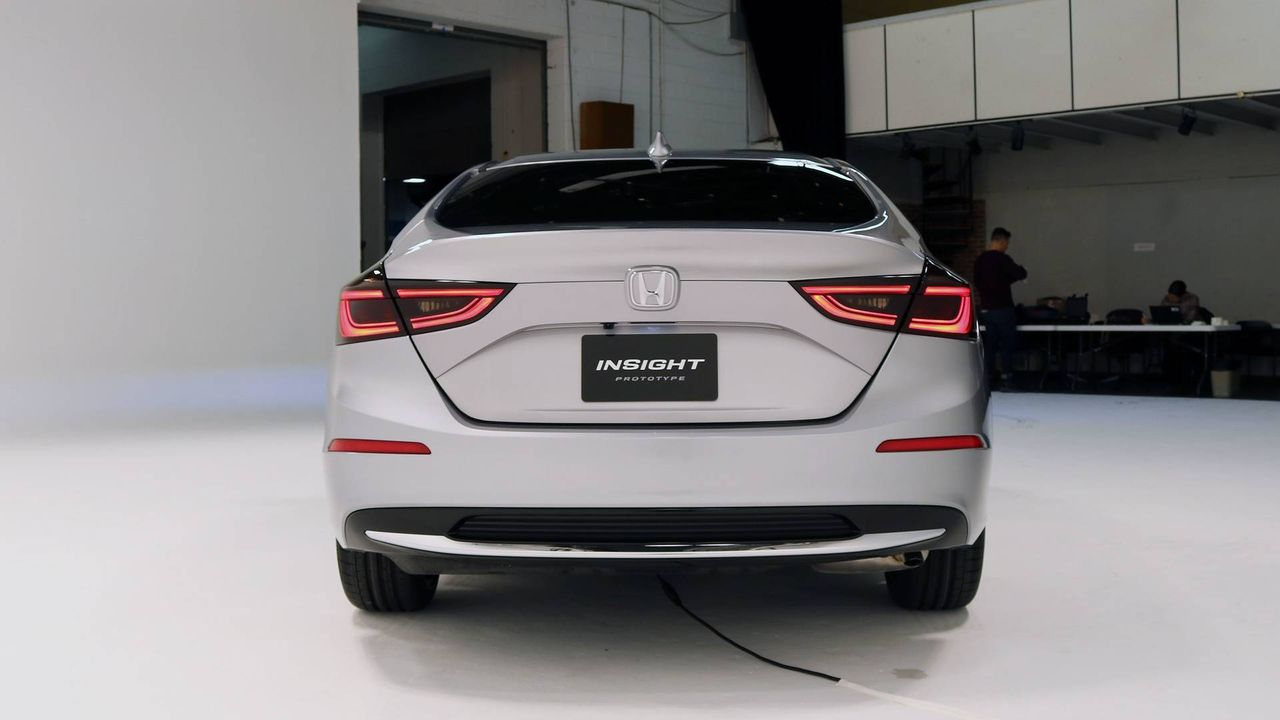 ホンダ新型インサイトがメルセデスとかよりかっこいいwwwww : 車速報