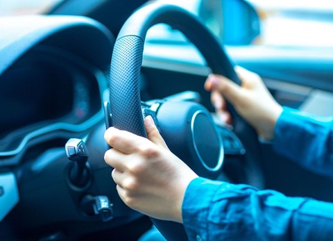 車のスピードを30キロに制限