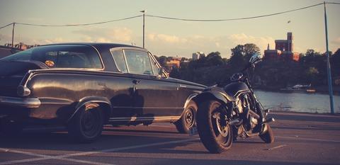 車とバイクの免許