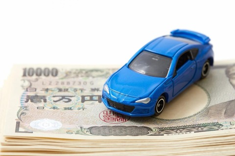 車ってお金どれくらい貯めたら