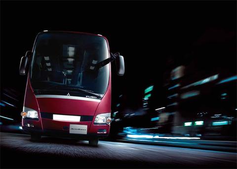 高速バス乗車