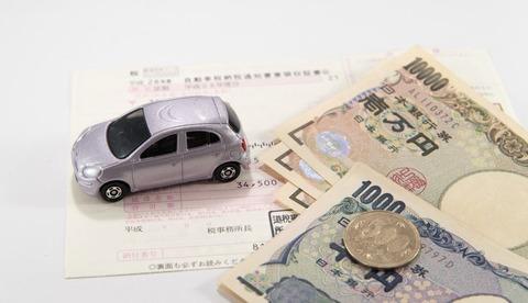 軽自動車税払い