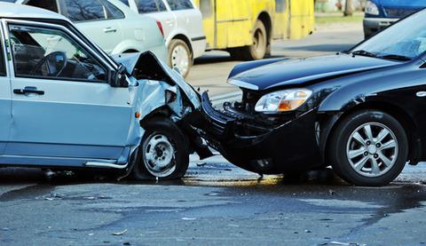 会社の上司が無保険無車検の車にぶつけられたみたいなんだが・・・・