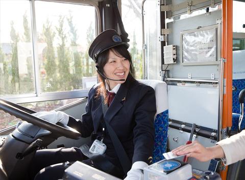 バス運転手「ありがとうございました」の一言で全てが報われるのに・・・