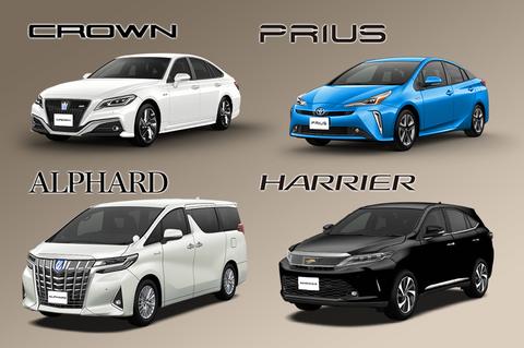 日本車ってなんで外国語ばかり