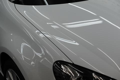 車の塗装面