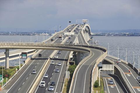 「ここに高速道路を作れ・延ばせ」って場所!!