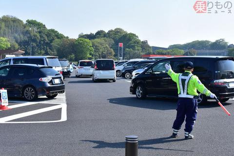 【話題】高速SA・PA、駐車マスが足りない!大型車用は全国的に不足傾向、マナー違反も一因