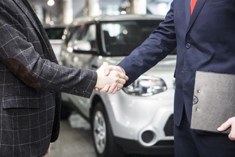 いい車を買うと心の余裕ができる
