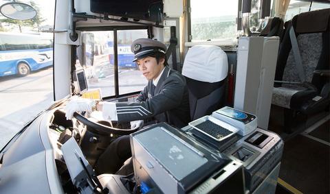 バスの運転士