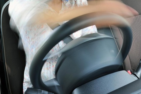 急が付く運転