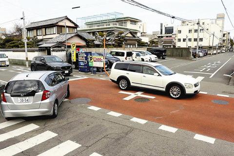 全国で事故多発の「一灯式信号機」撤去へ  ルールを理解していないドライバー、一時停止せず