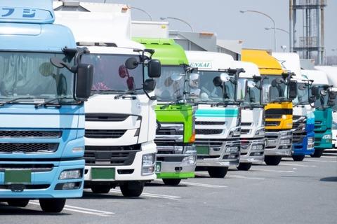 トラックドライバーイメージ