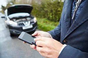 【悲報】ワイ、車が故障し国道で立往生wwwwww