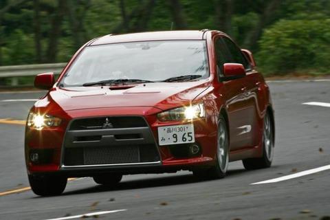 三菱車が好き