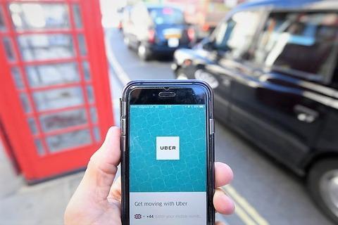 配車アプリ「ウーバー」が見据える車社会のヤバい未来