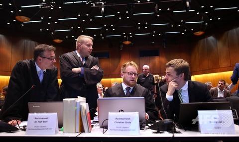 独フォルクスワーゲンに対する集団訴訟開始、45万人が賠償要求