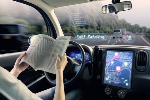自動運転が可能になる「レベル3」