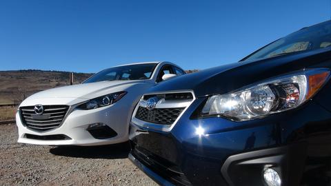 2014_Mazda3-vs-Impreza
