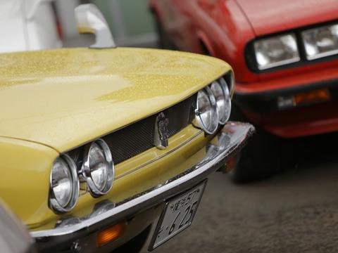 古い車ってかっこいい