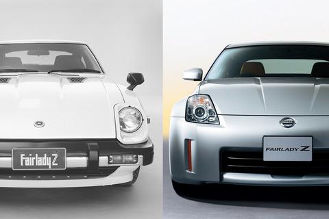 過去の車の復刻版