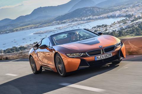 BMWのi8