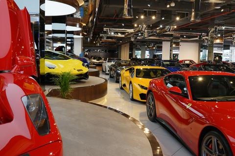 高級車とかスーパーカー