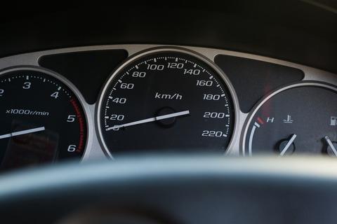 車の10万キロライン