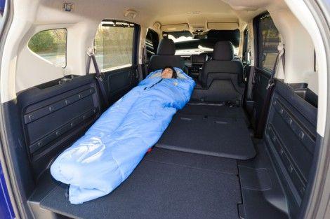 この時期車中泊で快適に寝る方法ある?