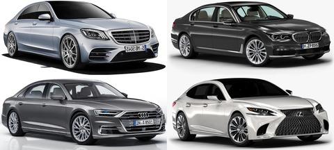 高級車ってベンツ、BMW、アウディ、レクサスどれが一番優れてるんや?