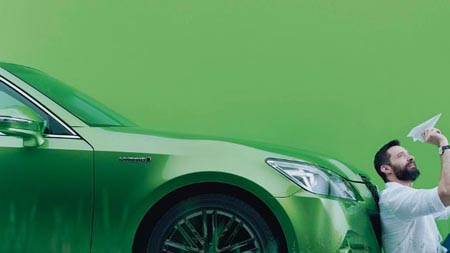 緑色の車がない理由wwwwwwww