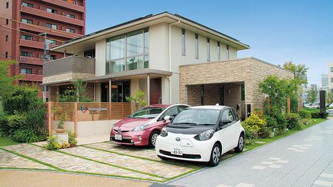 家と車と家庭