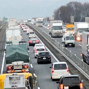 日本の高速道路