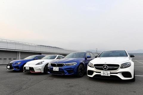 【悲報】ドイツ車と比較して日本車の性能が低いのはなぜか?wwwww