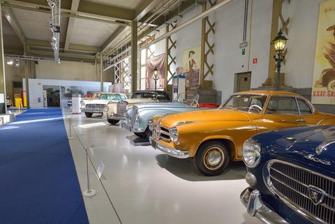 日本車メーカー展示場