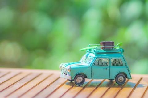 日常の移動手段が車