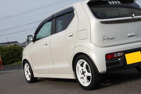 MTの軽自動車が欲しいということでアルトワークス買うわ!!!!