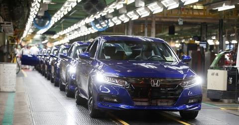 日本車、米販売4割増