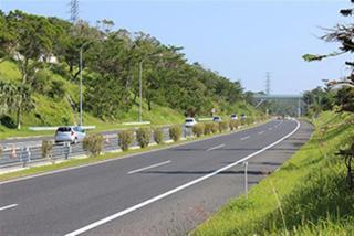 高速道路のこの部分何て名前?