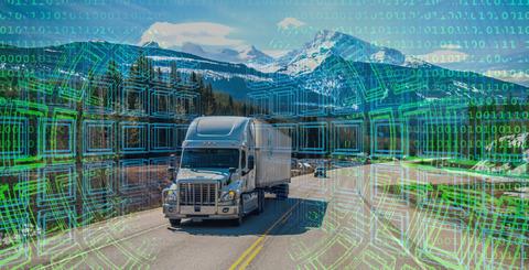 トラックや運送技術がAIで無人になる