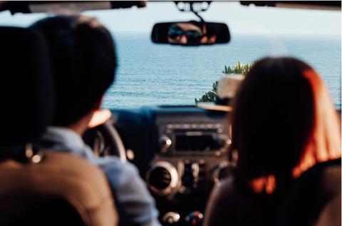 ドライブが好き