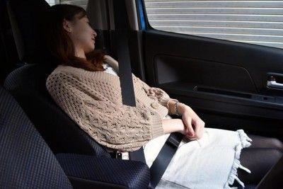 運転の時に同乗者寝てもいい