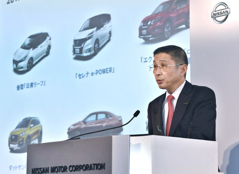 日本の自動車大手、利益率で米独勢上回る