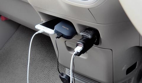 車に積んだら便利なアイテムを募集します!!!