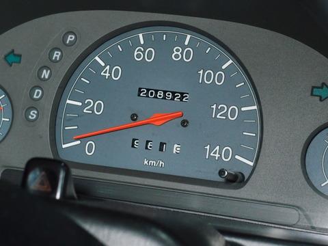 (´・ω・`)僕の軽自動車13万キロ走ったwwwww