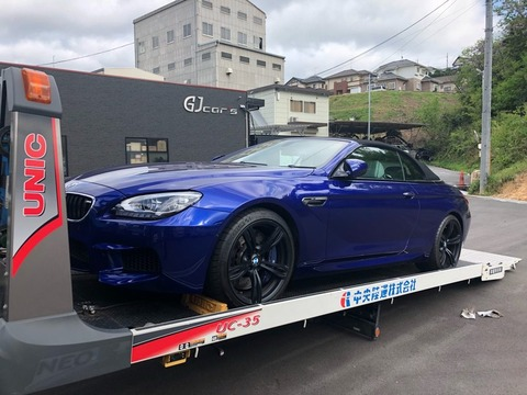 BMWを納車