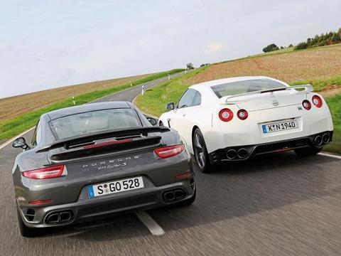 GT-R-Porsche