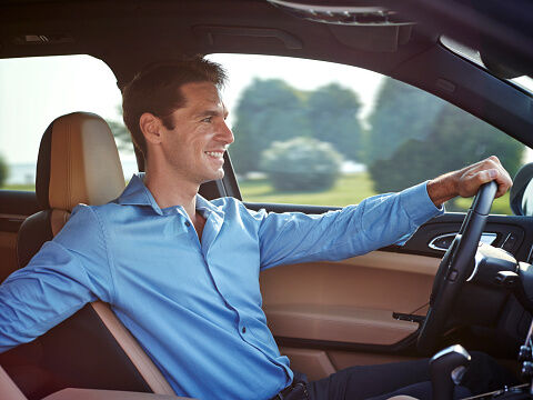 車の運転が上手い