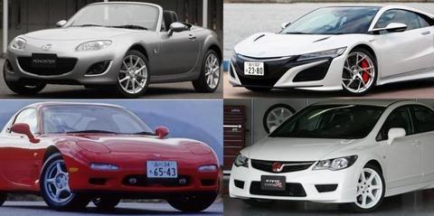 欲しい車があるとして 他車メーカーで同じタイプの車種だとどんなのがあるのか調べるよね?