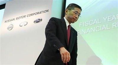 西川氏の報酬不正 日産取締役会、辞任は求めない方向